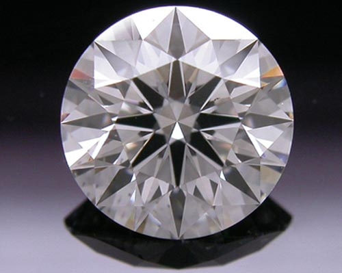 0.748 ct H SI1 A CUT ABOVE® Hearts and Arrows Super Ideal Round Cut Loose Diamond