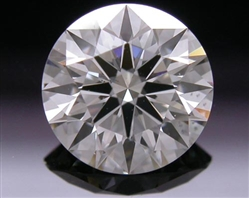 0.775 ct J SI1 A CUT ABOVE® Hearts and Arrows Super Ideal Round Cut Loose Diamond
