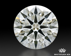 2.044 ct I SI1 A CUT ABOVE® Hearts and Arrows Super Ideal Round Cut Loose Diamond