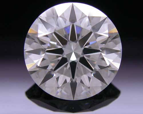 1.532 ct G SI1 A CUT ABOVE® Hearts and Arrows Super Ideal Round Cut Loose Diamond