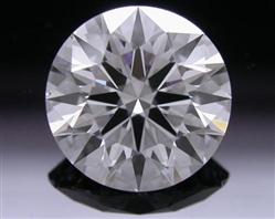 1.208 ct E SI1 A CUT ABOVE® Hearts and Arrows Super Ideal Round Cut Loose Diamond
