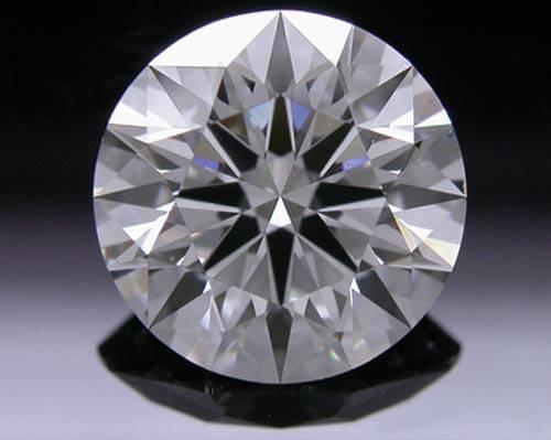 1.24 ct E SI1 A CUT ABOVE® Hearts and Arrows Super Ideal Round Cut Loose Diamond