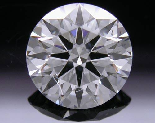 1.23 ct F SI1 A CUT ABOVE® Hearts and Arrows Super Ideal Round Cut Loose Diamond