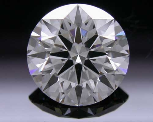 1.214 ct G SI1 A CUT ABOVE® Hearts and Arrows Super Ideal Round Cut Loose Diamond