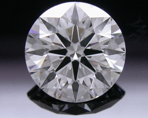 1.295 ct G SI1 A CUT ABOVE® Hearts and Arrows Super Ideal Round Cut Loose Diamond