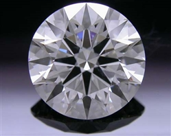 1.226 ct F SI1 A CUT ABOVE® Hearts and Arrows Super Ideal Round Cut Loose Diamond