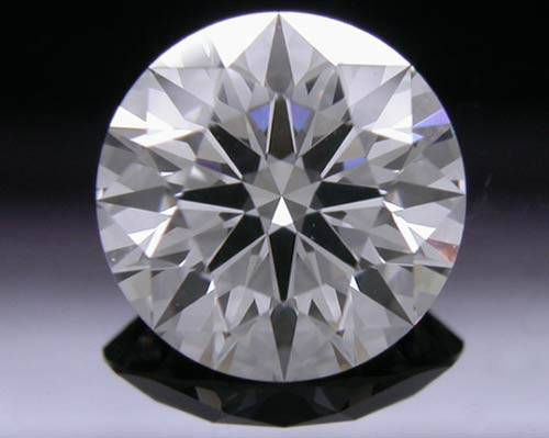 1.225 ct H VS2 A CUT ABOVE® Hearts and Arrows Super Ideal Round Cut Loose Diamond
