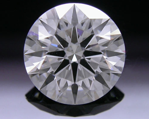 1.172 ct G SI1 A CUT ABOVE® Hearts and Arrows Super Ideal Round Cut Loose Diamond