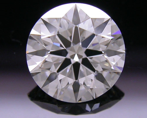 1.116 ct G SI1 A CUT ABOVE® Hearts and Arrows Super Ideal Round Cut Loose Diamond