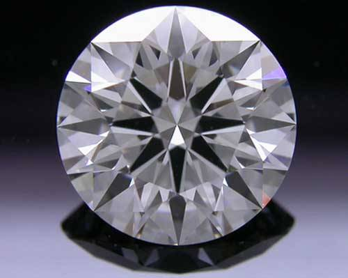 1.066 ct H VS2 A CUT ABOVE® Hearts and Arrows Super Ideal Round Cut Loose Diamond