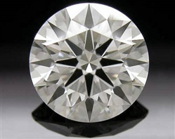 1.22 ct I VS1 A CUT ABOVE® Hearts and Arrows Super Ideal Round Cut Loose Diamond