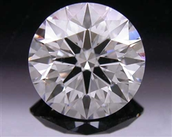 0.812 ct D SI1 A CUT ABOVE® Hearts and Arrows Super Ideal Round Cut Loose Diamond