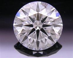 0.743 ct E SI1 A CUT ABOVE® Hearts and Arrows Super Ideal Round Cut Loose Diamond