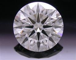 0.783 ct E SI1 A CUT ABOVE® Hearts and Arrows Super Ideal Round Cut Loose Diamond