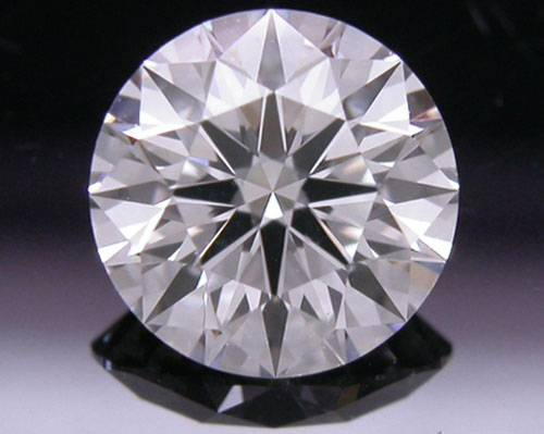 0.828 ct F VS1 A CUT ABOVE® Hearts and Arrows Super Ideal Round Cut Loose Diamond