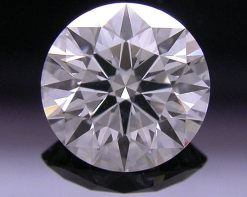 0.717 ct G SI2 A CUT ABOVE® Hearts and Arrows Super Ideal Round Cut Loose Diamond