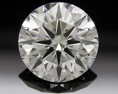 0.78 ct H VS1 A CUT ABOVE® Hearts and Arrows Super Ideal Round Cut Loose Diamond