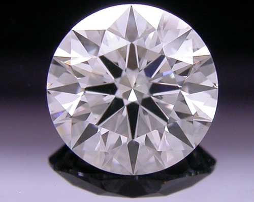 0.802 ct H SI2 A CUT ABOVE® Hearts and Arrows Super Ideal Round Cut Loose Diamond