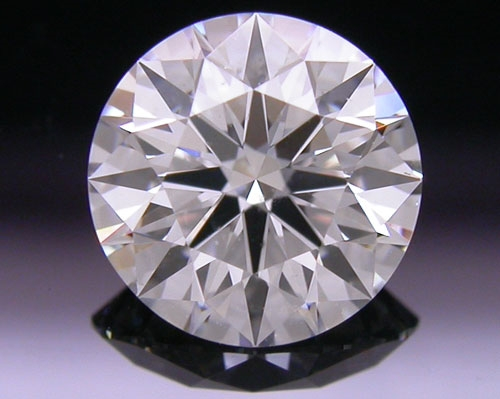 0.774 ct I SI1 A CUT ABOVE® Hearts and Arrows Super Ideal Round Cut Loose Diamond