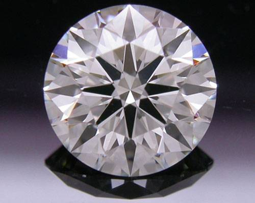 0.796 ct J VS2 A CUT ABOVE® Hearts and Arrows Super Ideal Round Cut Loose Diamond
