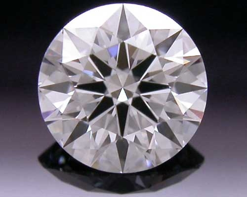 0.338 ct F VS2 A CUT ABOVE® Hearts and Arrows Super Ideal Round Cut Loose Diamond
