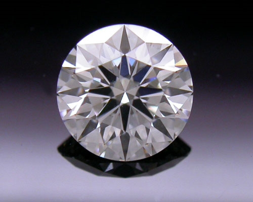 0.324 ct G VS2 A CUT ABOVE® Hearts and Arrows Super Ideal Round Cut Loose Diamond