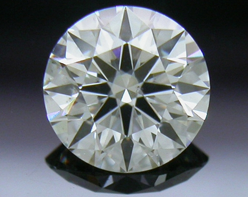 0.342 ct F SI1 Expert Selection Round Cut Loose Diamond