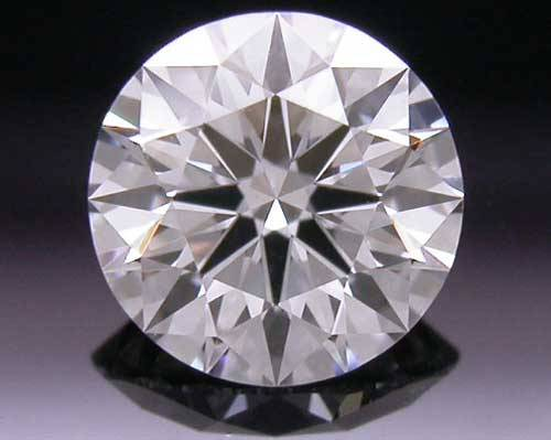 0.346 ct F VS2 A CUT ABOVE® Hearts and Arrows Super Ideal Round Cut Loose Diamond