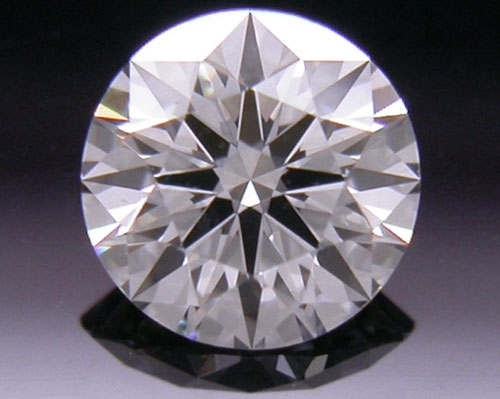 0.331 ct G VS2 A CUT ABOVE® Hearts and Arrows Super Ideal Round Cut Loose Diamond