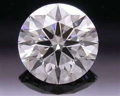 0.34 ct G VS1 A CUT ABOVE® Hearts and Arrows Super Ideal Round Cut Loose Diamond
