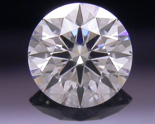 0.301 ct H VS2 A CUT ABOVE® Hearts and Arrows Super Ideal Round Cut Loose Diamond