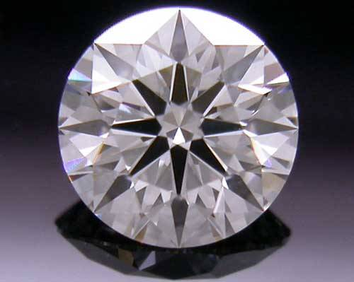 0.338 ct G VS2 A CUT ABOVE® Hearts and Arrows Super Ideal Round Cut Loose Diamond