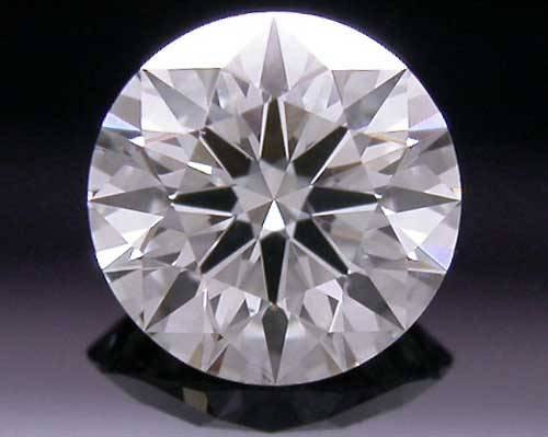 0.328 ct I SI1 A CUT ABOVE® Hearts and Arrows Super Ideal Round Cut Loose Diamond