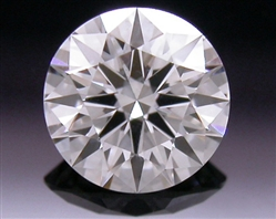 0.326 ct H SI1 A CUT ABOVE® Hearts and Arrows Super Ideal Round Cut Loose Diamond
