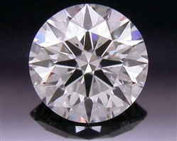 0.332 ct G SI1 A CUT ABOVE® Hearts and Arrows Super Ideal Round Cut Loose Diamond