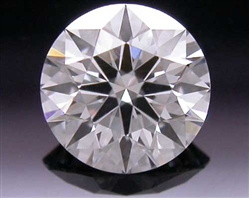 0.335 ct G SI1 A CUT ABOVE® Hearts and Arrows Super Ideal Round Cut Loose Diamond