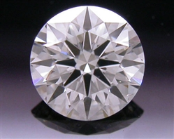 0.34 ct G SI1 A CUT ABOVE® Hearts and Arrows Super Ideal Round Cut Loose Diamond