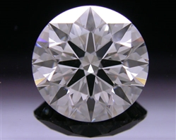 2.112 ct H VS2 A CUT ABOVE® Hearts and Arrows Super Ideal Round Cut Loose Diamond