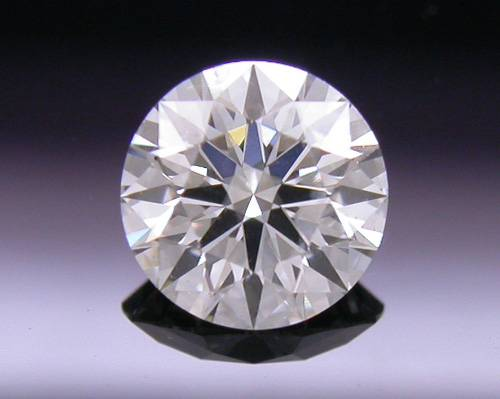 0.318 ct I SI1 A CUT ABOVE® Hearts and Arrows Super Ideal Round Cut Loose Diamond