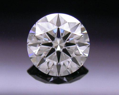 0.33 ct J SI1 A CUT ABOVE® Hearts and Arrows Super Ideal Round Cut Loose Diamond