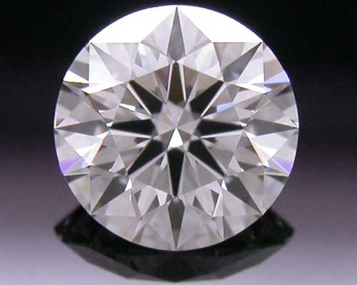 0.383 ct G VS2 A CUT ABOVE® Hearts and Arrows Super Ideal Round Cut Loose Diamond