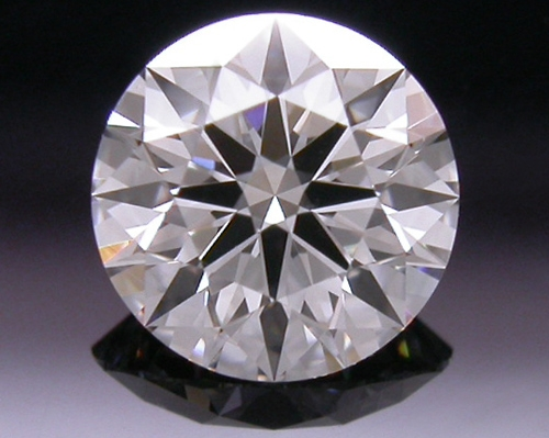 0.39 ct G VS1 A CUT ABOVE® Hearts and Arrows Super Ideal Round Cut Loose Diamond
