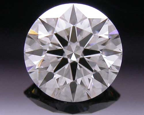 0.383 ct G SI1 A CUT ABOVE® Hearts and Arrows Super Ideal Round Cut Loose Diamond
