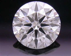 0.395 ct G VS2 A CUT ABOVE® Hearts and Arrows Super Ideal Round Cut Loose Diamond