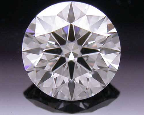 0.411 ct G SI1 A CUT ABOVE® Hearts and Arrows Super Ideal Round Cut Loose Diamond