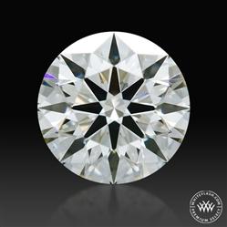 0.387 ct I VS2 Premium Select Round Cut Loose Diamond