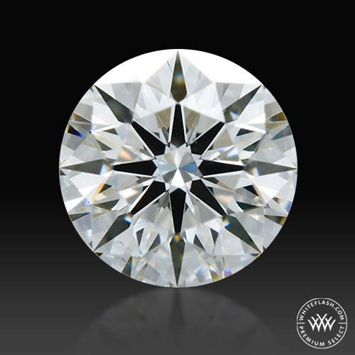 0.39 ct I SI1 Premium Select Round Cut Loose Diamond