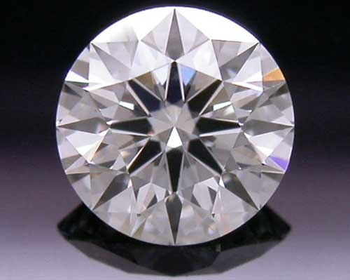 0.391 ct I VS2 A CUT ABOVE® Hearts and Arrows Super Ideal Round Cut Loose Diamond
