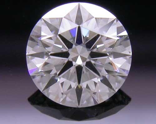 0.394 ct D VVS2 A CUT ABOVE® Hearts and Arrows Super Ideal Round Cut Loose Diamond
