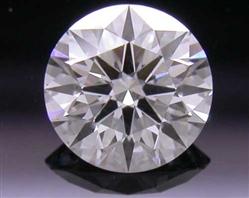 0.392 ct E SI1 A CUT ABOVE® Hearts and Arrows Super Ideal Round Cut Loose Diamond